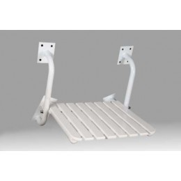 Asiento de pared rebatible