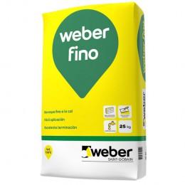 Fino Interior Weber x 25 Kg