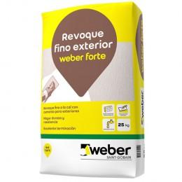 Fino Exterior Forte Weber x 25 Kg