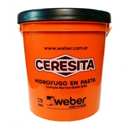 Ceresita Weber x 4 Kg
