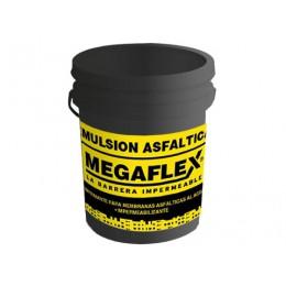 Emulsión Asfáltica Megaflex x 4Kg