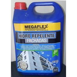 Hidro Repelente Fachadas Megaflex x 5 Lts