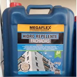 Hidro Repelente Fachadas Megaflex x 20 Lts