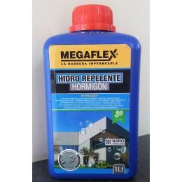 Hidro Repelente Hormigón Megaflex x 1 Lts