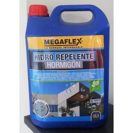 Hidro Repelente Hormigón Megaflex x 5 Lts