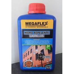 Hidro Repelente Ladrillos Megaflex x 1 Lts