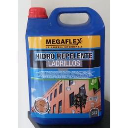 Hidro Repelente Ladrillos Megaflex x 5 Lts