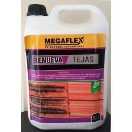 Renueva Tejas Limpiador Megaflex x 5 Lts