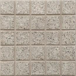 Baldosón Granito Adoquín Gris 30x30 cm