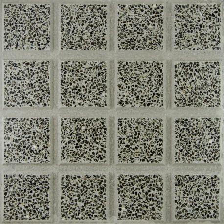 Baldosón Granito Acero Pulido 40x40 cm