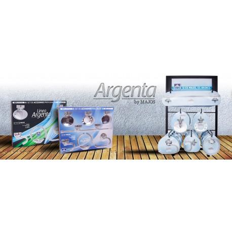 Accesorios Argenta 7 piezas