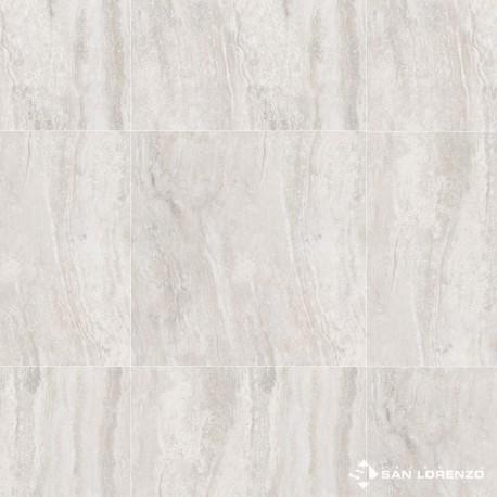 Mármol Travertino Bianco 57,7 x 57,7